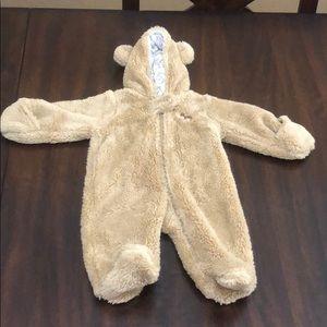 Newborn Bear suit